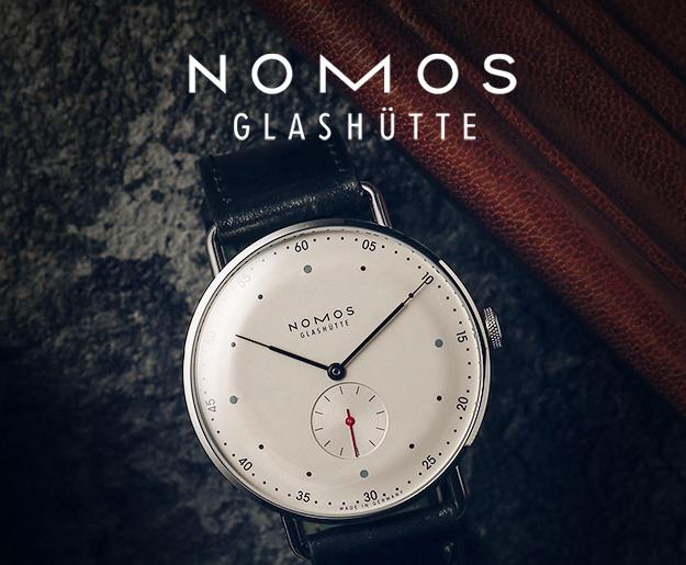 NOMOS Metro系列 1109 男士手动机械腕表