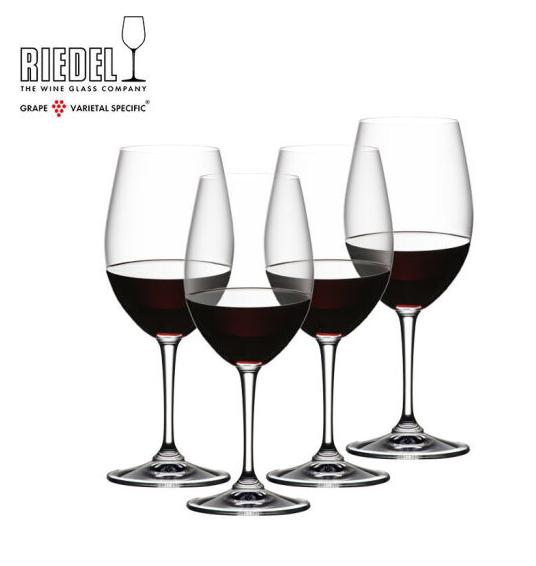 RIEDEL 礼铎 Accanto系列 红葡萄酒杯 4支装