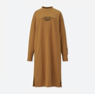 UNIQLO 优衣库 DPJ 417614  运动连衣裙
