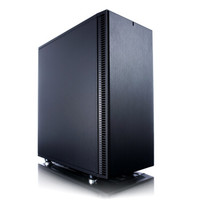 Fractal Design 分形工艺 Define C 黑色 静音机箱