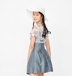 ONLY 117207523 雪纺连衣裙