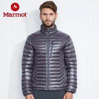 Marmot 土拨鼠 T71150 男款保暖羽绒服 850蓬