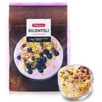 PIRKKA 芬兰进口水果谷物燕麦片 500g *2件