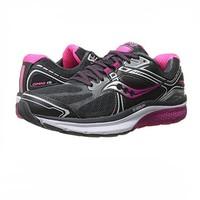限尺码:saucony 圣?#30340;?OMNI 15 次顶级支撑系 女士跑鞋