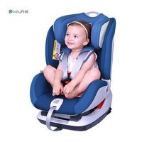 BabyFirst 宝贝第一 太空城堡系列 0-6岁 isofix 汽车儿童安全座椅(深海蓝)
