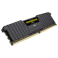 CORSAIR 美商海?#38142;?复仇者LPX DDR4 3200 16GB 台式机内存
