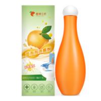 橙乐工坊 蓝泡泡保龄球洁厕瓶 320g