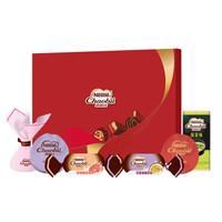 Nestlé 雀巢 奇欧比 巧克力混合口味大礼盒 860g *4件 +凑单品