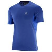限尺码:SALOMON 萨洛蒙 TRAIL RUNNER SS L39 男款短袖T恤