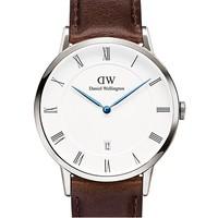 Daniel Wellington DW00100090 男士时装腕表 *2件