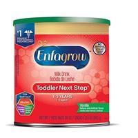 中亚Prime会?#20445;篍nfagrow 美赞臣 Toddler Next Step 香草味奶粉 3段 680g 4罐装