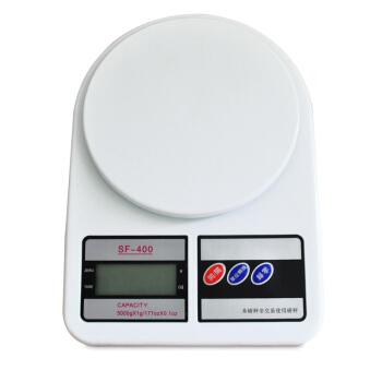 千团精工 厨房秤 烘焙秤家用称电子厨房秤食物克秤1g-5kg CFC001-5