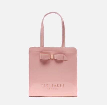 TED BAKER ARYCON BOW 女士果冻手提包