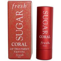 考拉海購黑卡會員 : fresh 馥蕾詩 澄糖系列 澄糖滋潤護唇膏 4.3g #珊瑚紅