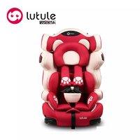 移动端:lutule 路途乐 LLX001 路路熊A 儿童安全座椅 适用9KG-36KG 约9个月-12岁