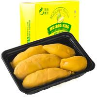 21日0點:馬來西亞進口 貓山王D197 冷凍榴蓮肉 300g *2件