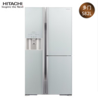HITACHI 日立 R-SBS3100C 对开门冰箱 582L