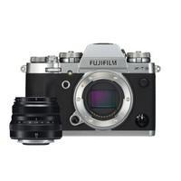 FUJIFILM 富士 X-T3 XF35 F2 无反相机套机