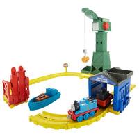 Thomas & Friends 托马斯&朋友 DWB96 克兰奇在码头 *3件