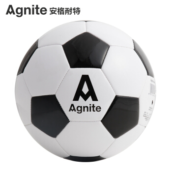安格耐特(Agnite)4号儿童学生足球 比赛训练机缝足球F1205