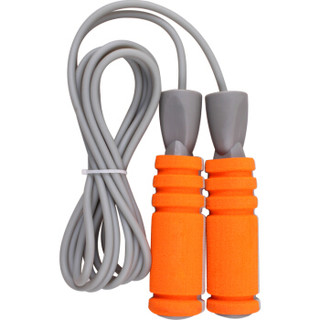 普为特POVIT 泡棉轴承跳绳成人减肥健身儿童学生中考训练家用可调节运动健身器材 P-1247