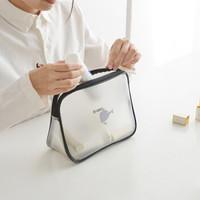 享旅行 XS-TPU028 半透明磨砂化妆包