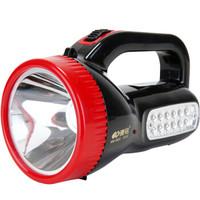 康铭(KANGMING)LED探照灯充电手提灯多功能两用照明灯 KM-2623