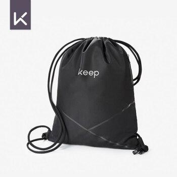 Keep 抽绳包升级版 束口健身袋男女 运动户外骑行旅游轻巧便携
