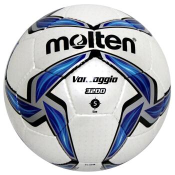摩腾(molten)足球5号成人比赛训练足球PU材质F5V3200