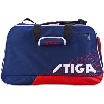 斯帝卡STIGA斯蒂卡 乒乓球运动包单肩背包 乒乓球包教练包 CP-7122 藏青