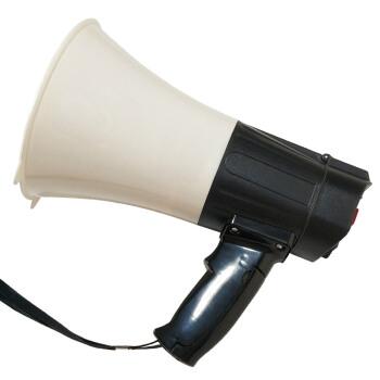 丛林狐 录音扩音器 手持喇叭 大功率喊话器 可充电