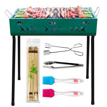 悠乐朋(Ulecamp)户外烧烤架 烧烤炉子家用木炭烤肉机 便携式碳烤烤箱