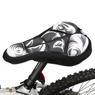 SAHOO自行车坐垫套加厚山地车公路车坐垫套海绵座套3D座垫套骑行装备