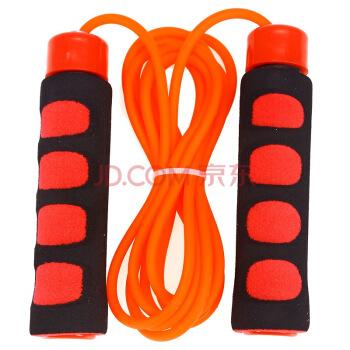 新动力轴承减肥健身跳绳成人中考专用儿童跳绳XD-771红色 泡棉手柄不打结 运动器材体育用品健身器材家用