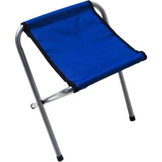 ALPINT MOUNTAIN埃尔蒙特 折叠椅便携式小凳子 简易钓鱼椅 户外休闲马扎 多功能小马扎 蓝色