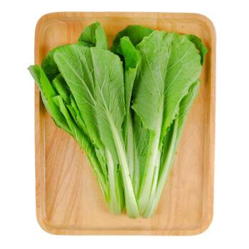 沱沱工社 有机小白菜 约200g 新鲜蔬菜