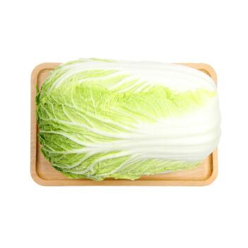 小汤山 三宝白菜 约600g 新鲜蔬菜 火锅食材
