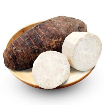 绿鲜知 去皮芋头 槟榔芋 香芋 约750g 新鲜蔬菜
