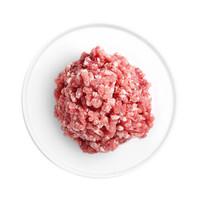 网易味央 黑猪肉馅 350g/袋 谷饲慢养黑猪 黑猪肉
