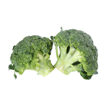 自然之星 有机西兰花 约300g 绿菜花 青花菜 火锅食材 新鲜蔬菜