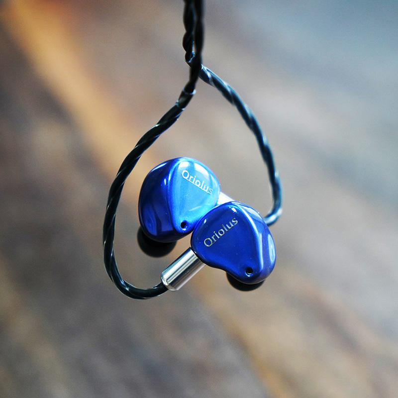 Jaben 甲本 Oriolus 黑黄鹂 LTD 耳机 (圈铁结合、入耳式)