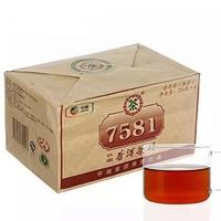 中粮中茶 普洱茶砖 (998 克、4片)