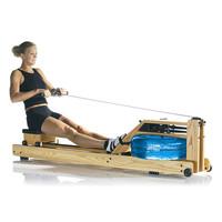 WaterRower 沃特罗伦 Natural 自然款 纸牌屋梣木水阻划船机