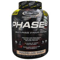 MUSCLETECH 肌肉科技 性能系列 Phase8 多阶段8小时蛋白粉 2.09kg