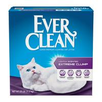 EverClean 蓝钻 膨润土砂猫砂 紫标 25磅/11.3kg