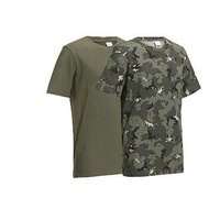 DECATHLON 迪卡侬 男童短袖T恤