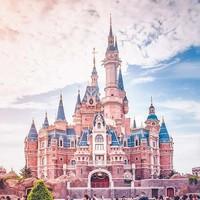 门票特惠:上海迪士尼乐园一日成人门票(刷证入园,无限次出入)