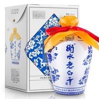 衡水老白干 白酒 青花瓷瓶 67度 750ml
