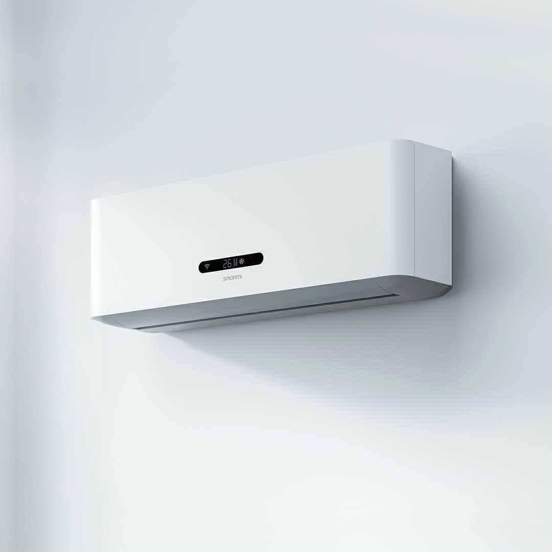 smartmi 智米 KFR-35GW-B2ZM-M1 变频冷暖 壁挂式空调