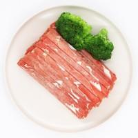 限地区:信羊食品 优选肥牛卷 480g *5件